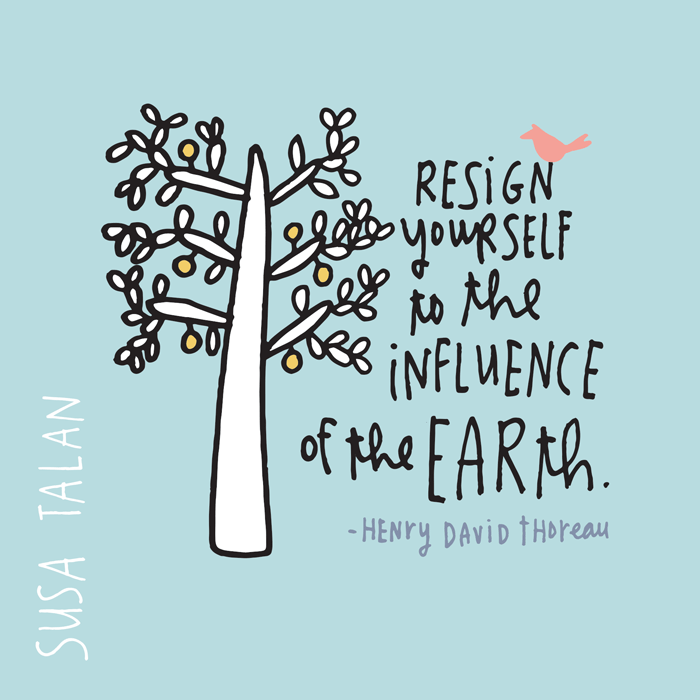 THOREAU-INFLUENCE