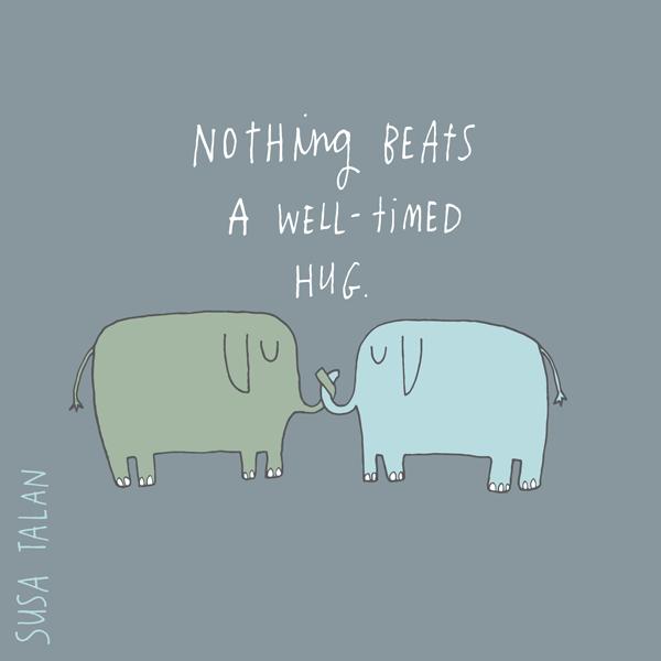 253-WELL-TIMED-HUG